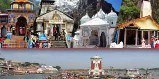 Journey from Haridwar to Chardham