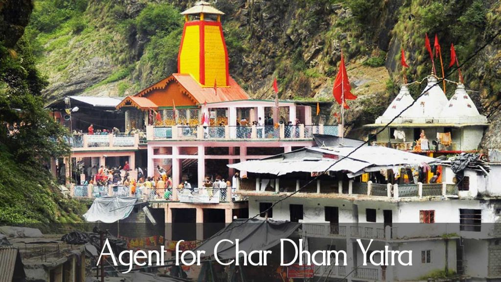 Agent for Char Dham Yatra