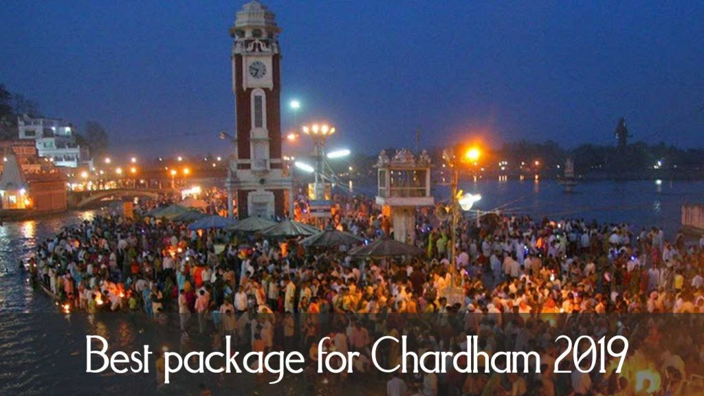 Best package for Chardham 2019