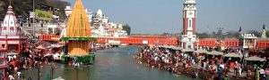 Howrah Rishikesh Mussoorie Tour Package